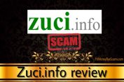 is zuci.info a scam