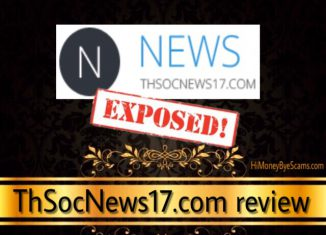 is thsocnews17.com a scam