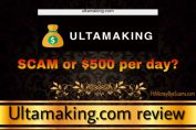 is ultamaking.com a scam