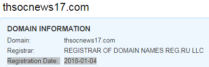 is thsocnews17 a scam