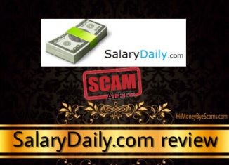 is salarydaily.com a scam