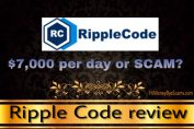 is ripple code a scam