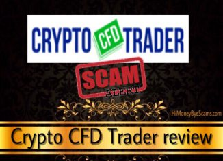 is crypto cfd trader a scam