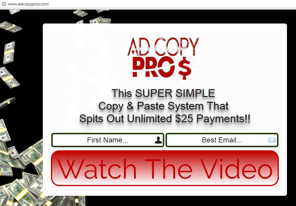 is ad copy pros a scam