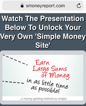 is simple money report a scam