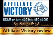 is affiliate victory a scam
