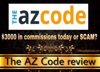 Is The AZ Code a scam