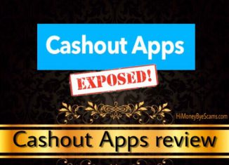 Is Cashout Apps a scam?