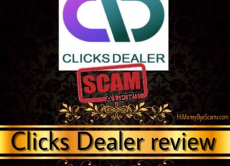 Is Clicks Dealer a scam?