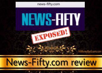 Is News-Fifty.com a scam?