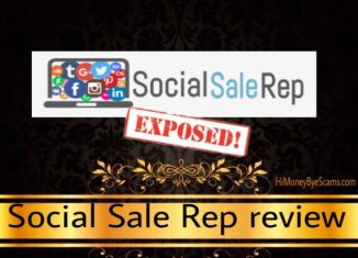 Is Social Sale Rep a scam?