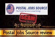 Is Postal Job Source a scam?