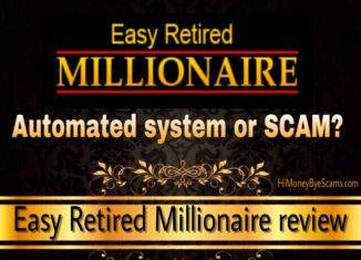 Is Easy Retired Millionaire a scam?