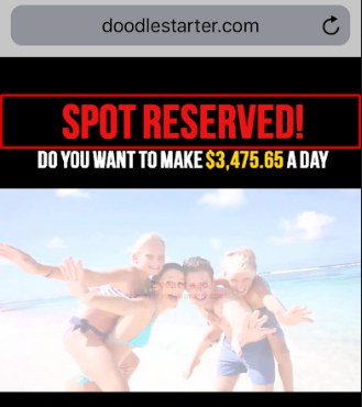 Is Doodle Starter a scam?