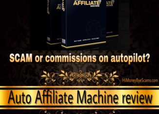 Is Auto Affiliate Machine a scam?