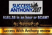 Is Success With Anthony a scam?