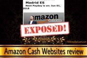 Amazon Cash Websites scam