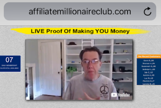 Is Affiliate Millionaire Club a scam?