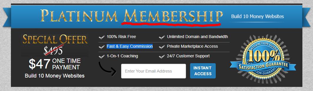 Affiliate millionaire club login