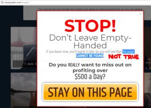 Is Money Sucking Website a scam?
