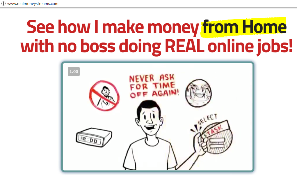Is Real Money Streams a scam?