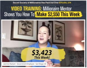 Is Secret Society of Millionaires a scam?
