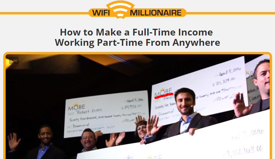 Is the Wifi Millionaire system a scam?