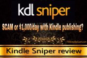 Kindle Sniper review - Is it a scam? 6 RED FLAGS revealed!