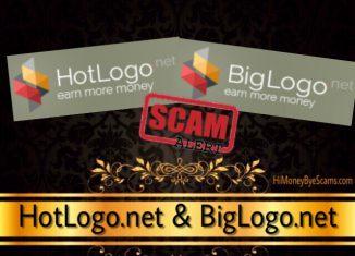 HotLogo.net and BigLogo.net review - Scam exposed!