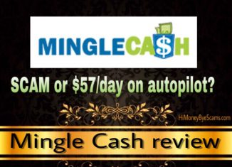 Is Mingle Cash a scam? RED FLAGS galore! [Review]