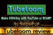 Is Tubeloom a scam or legit? RED FLAGS revealed here! [Review]