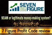 Is 7 Figure Profit Code a scam? Full of FAKE CLAIMS! [Review]