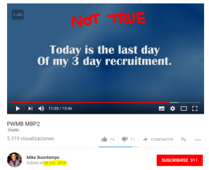 Is Partner With Mike B a scam? Non-affiliate review here!