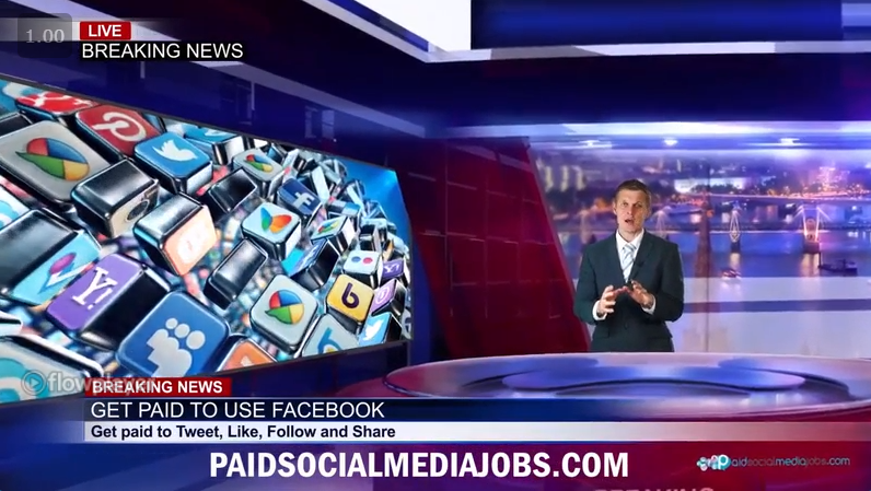 Paid Social Media Jobs review - Is it a scam? See the RED FLAGS!