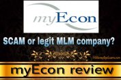 Is My Econ a scam? Honest review of myEcon.net!