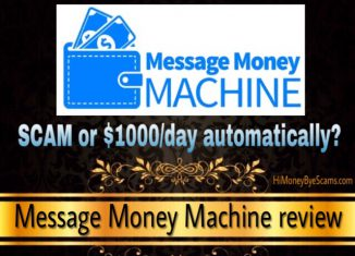 Is Message Money Machine a scam? My SHOCKING DISCOVERY revealed!