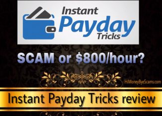 Will Instant Payday Tricks scam you? UGLY TRUTHS exposed!
