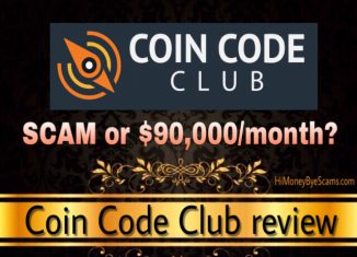 Is Coin Code Club a scam? See the 5 RED FLAGS!