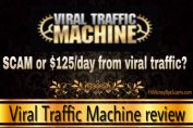 Is Viral Traffic Machine by Billy Darr a scam? Very OVERHYPED!