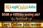 Legit Online Jobs scam - TRUTH EXPOSED in this review!