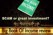 Is Big Book Of Income by Zach Scheidt a scam? TRUTH REVEALED here!