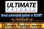 Ultimate Paydays review - Will Rick Owens scam you?