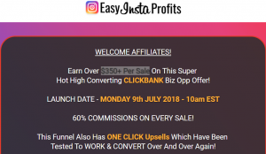 Is Easy Insta Profits a scam? Yes! WORSE THAN EXPECTED!!