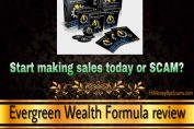 Evergreen Wealth Formula review - All SCAM SIGNS revealed!