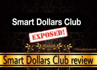 Smart Dollars Club review - Scam you don't want to mess with!