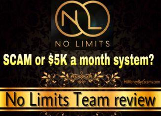 No Limits Team review