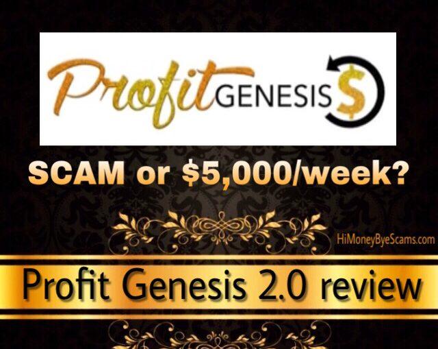 Profit Genesis 2.0 review