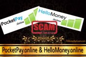 HelloMoney.online and PocketMoney.online