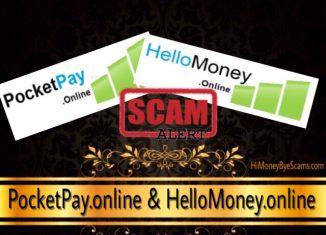 HelloMoney.online and PocketMoney.online