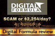 Digital Formula scam review